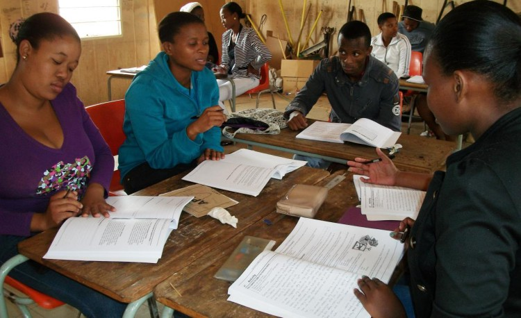 The theoretical side of a learnership is as important as the practical.