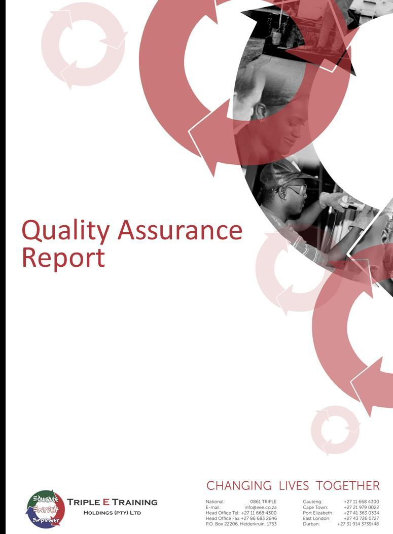 quality-assurance-report