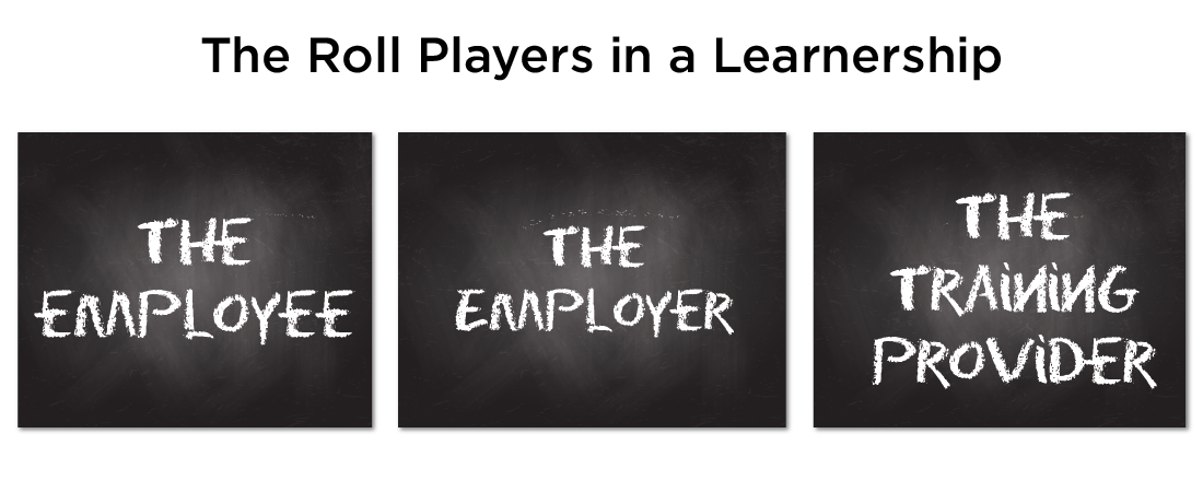 The Rollplayers in a Learnership Programme