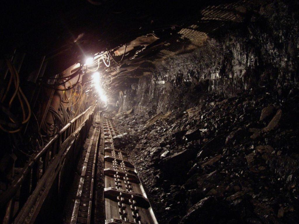 Mine shaft - where ABET candidates work